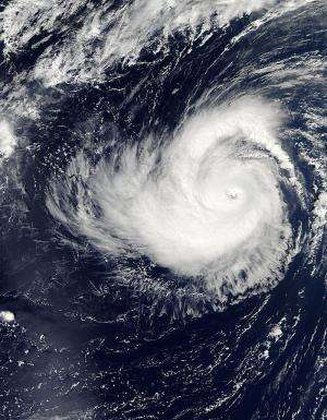 NASA sees Hurricane Edouard far from US, but creating rough surf