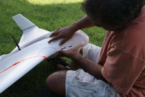 Researchers using drones to better understand environmental phenomena
