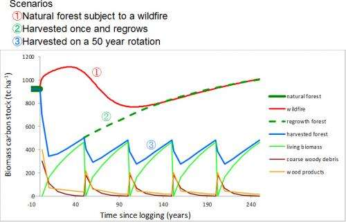 Fujitsu Laboratories and the Australian National University propose new strategies to manage native forests