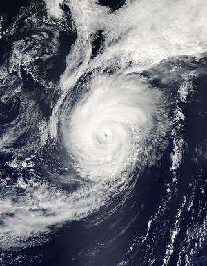 NASA sees Hurricane Edouard enter cooler waters