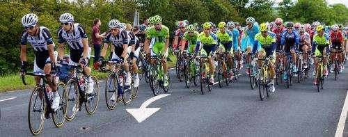 The science behind Tour de France's hide-and-seek tactics