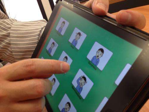 Technology to help people with disabilities to learn and communicate