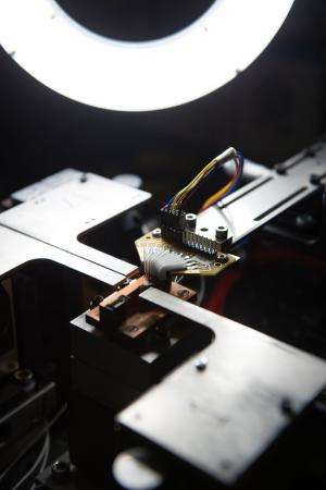 Integration brings quantum computer a step closer