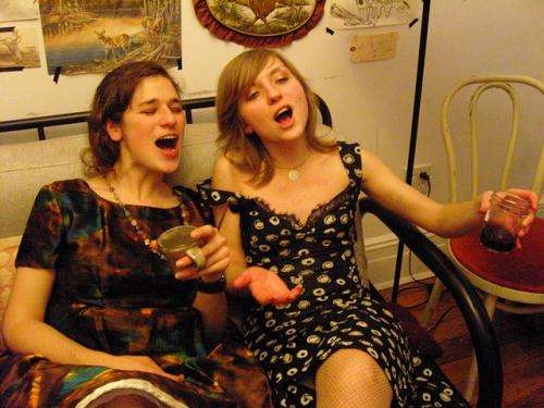 All together now – three evolutionary perks of singing
