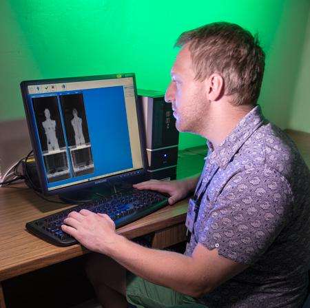 Backscatter body scan redux