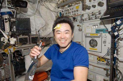 Collaboration aims to reduce, treat vision problems in astronauts