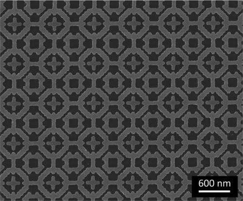 Genetic approach helps design broadband metamaterial