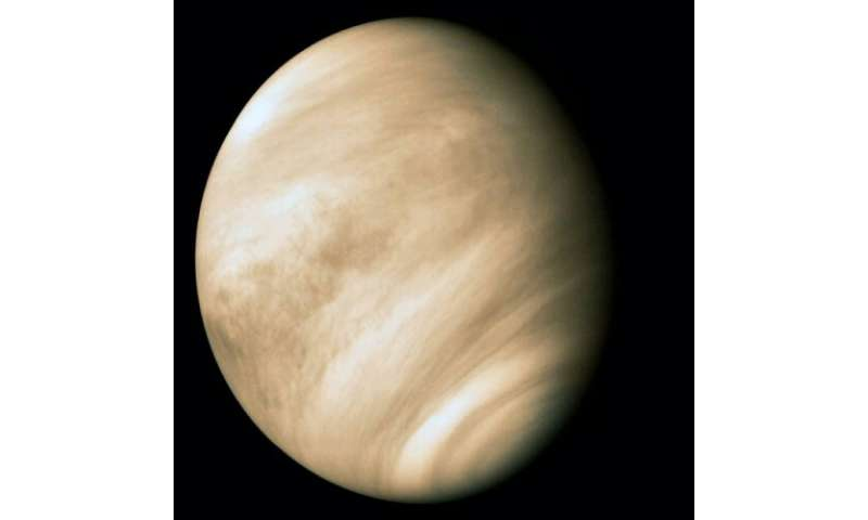 How many moons does Venus have?
