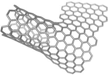 Hybrid nanotube-graphene material promises to simplify manufacturing