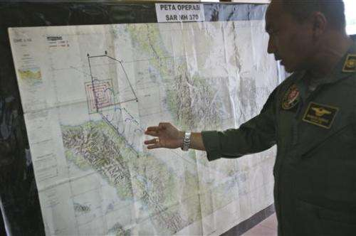 Malaysian official says missing plane hijacked