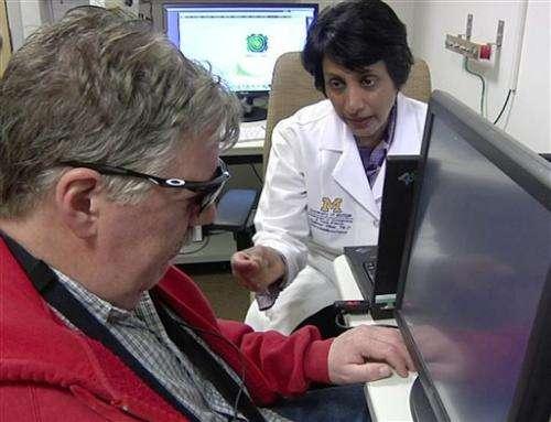 Man among 1st in US to get 'bionic eye'
