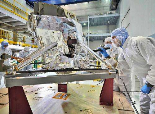 NASA's next-generation space telescope is coming together