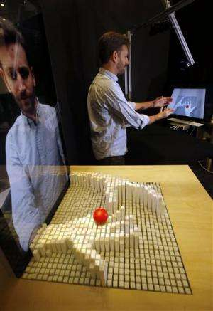New MIT technology allows 3D image interaction