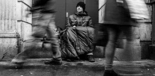 New study reveals scale of problem gambling among homeless population