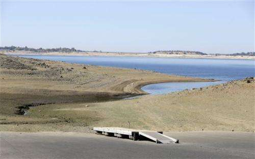 Rain could spell trouble for Calif. water conservation