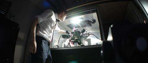 Researcher creates a new kind of microscope to study the brain