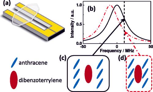 Researchers build single molecule 'microphone' that can detect proton size displacements
