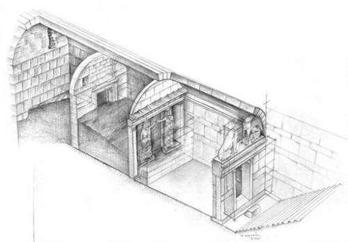 Skeleton could solve riddle of ancient Greek tomb