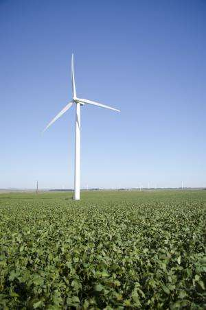 Sociologists describe community support for wind farms