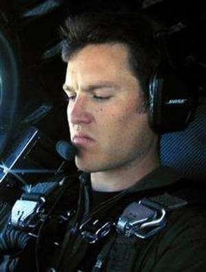 Spaceship pilot unaware co-pilot unlocked brake