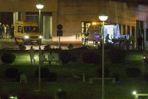 Spain quarantines 3 more after nurse gets Ebola