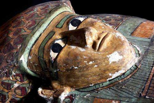 Spanish team in Egypt finds 3,600-year-old mummy