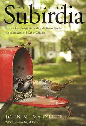 'Subirdia' author urges appreciation of birds that co-exist where we work, live, play