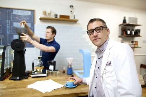 The science behind the perfect coffee