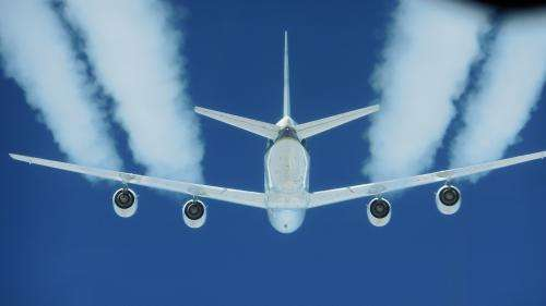Tracking traces of alternative jet fuels