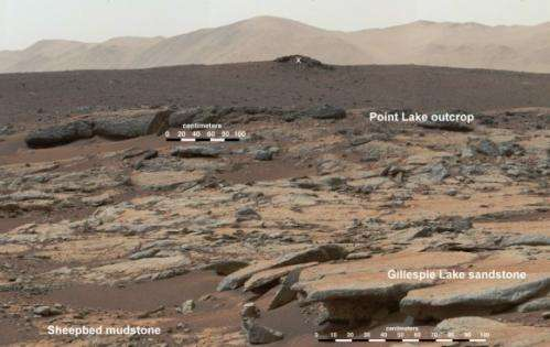 Where should the European Mars rover land?