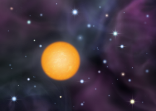 A chemical signature of first-generation very-massive stars
