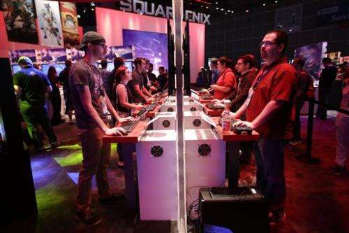 A lack of leading ladies haunts game industry