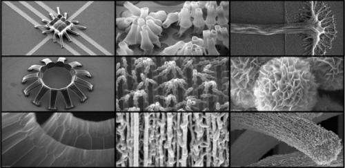 Carbon nanotubes find real world applications