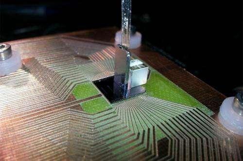 Diamonds are a quantum computer's best friend