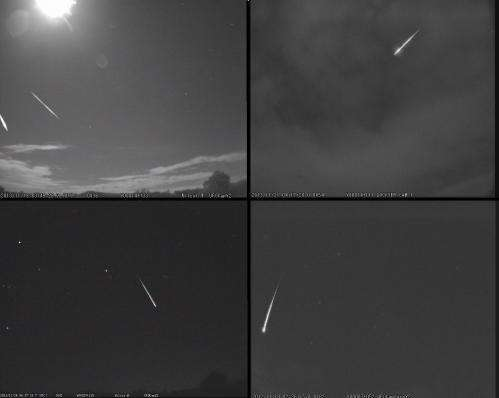 Guide to the 2014 Leonid meteors