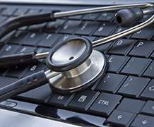 Health checks over the net could signal fewer visits to the doctor