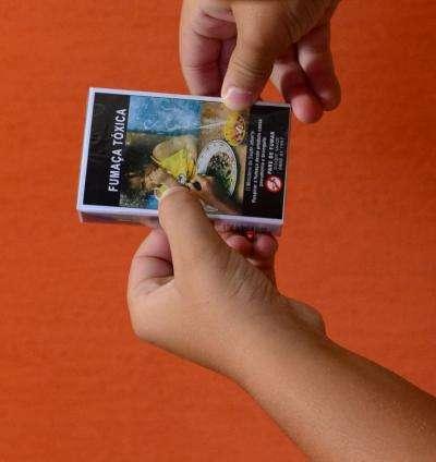 International study shows majority of children unaware of cigarette warning labels