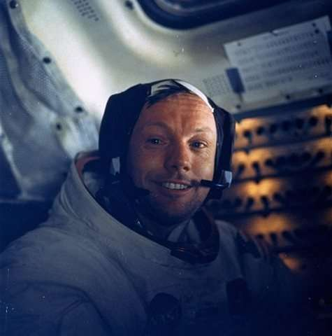 NASA names building for moonwalker Neil Armstrong