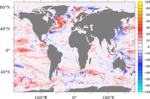 New study explains the role of oceans in global 'warming hiatus'