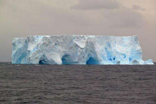 New study finds Antarctic Ice Sheet unstable at end of last ice age