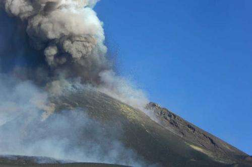 Scientists at work: the lava lovers who flock to volcanoes on land and at sea