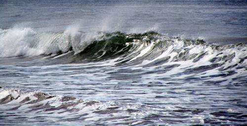 Scientists show how organic matter in sea spray contributes to atmospheric particles