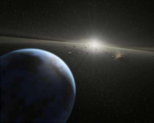 Scientists solve riddle of celestial archaeology
