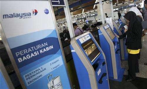 Thai radar might have tracked missing plane