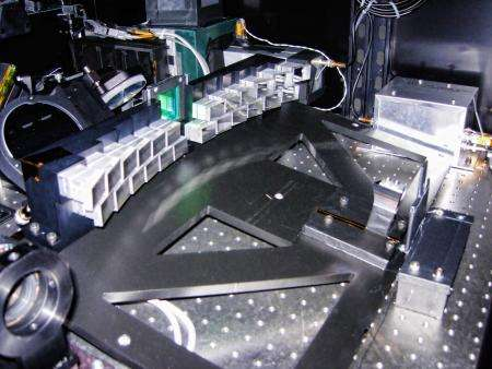 The intergalactic medium unveiled: Cosmic Web Imager directly observes 'dim matter'