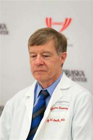 US doctor infected with Ebola in stable condition