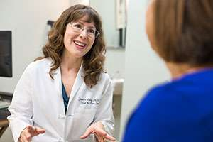 When words fail, a highly specialized center helps patients find their voices