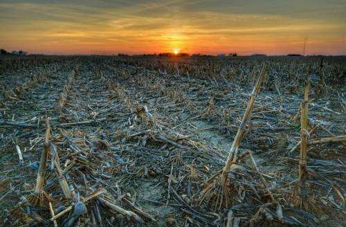 Warming climate may spread drying to a third of earth, says study