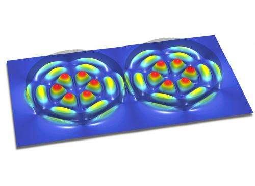 Laser physics upside down