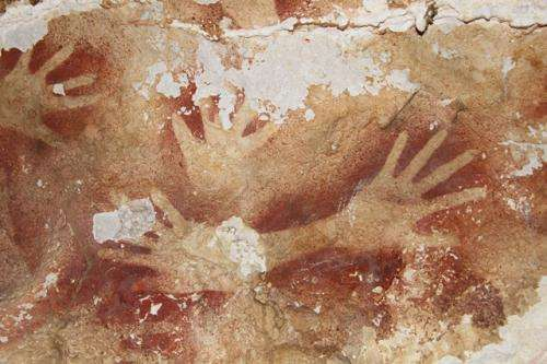 New evidence of ancient rock art across Southeast Asia